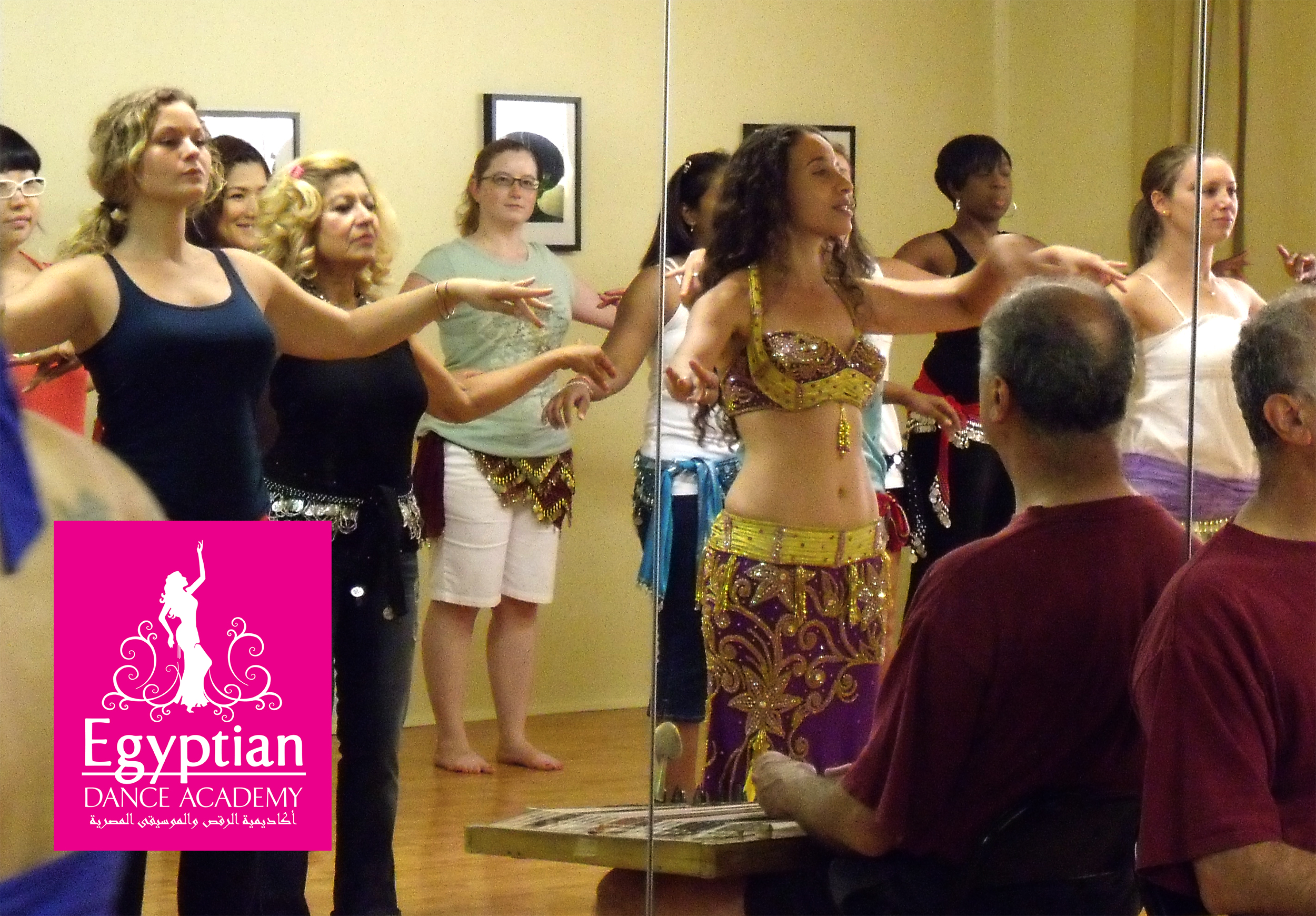 Egyptian Dance Academy Classes