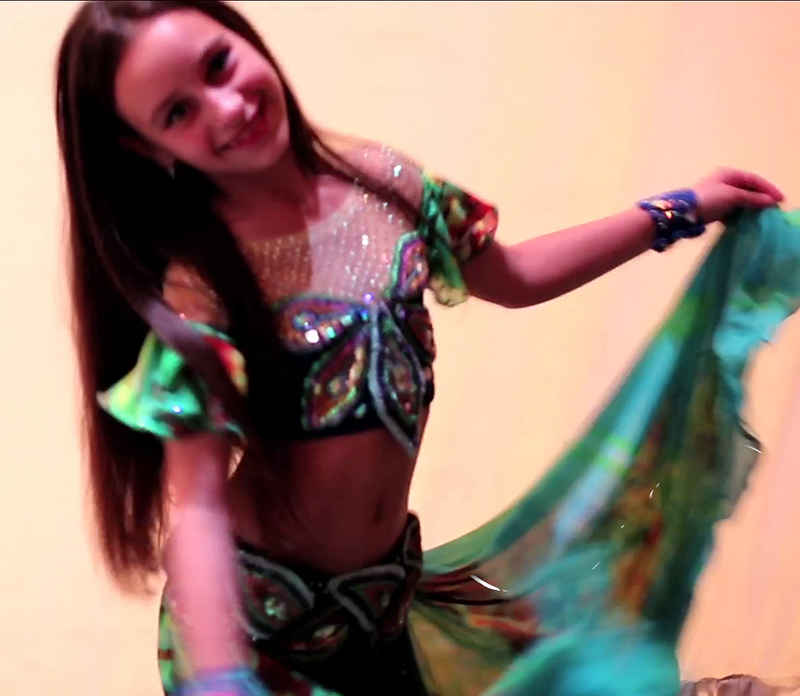 Creative Dance for Young Dancers