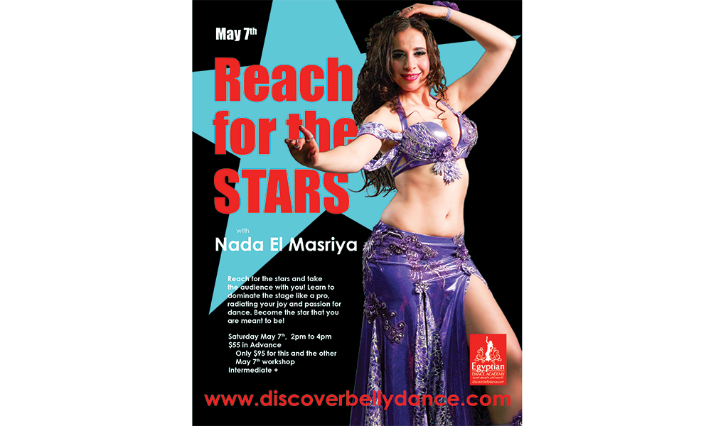 Reach for the Stars with Nada El Masriya