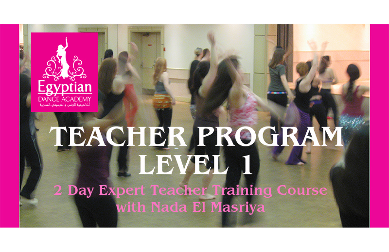 Teacher Training 2016