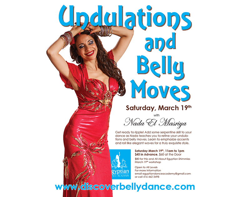 Undulations and Belly Moves