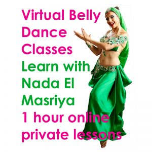 Virtual Class with Nada El Masriya