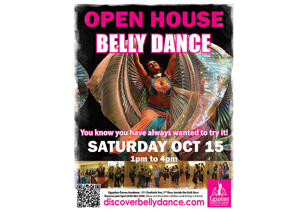 Egyptian Dance Academy OPEN HOUSE