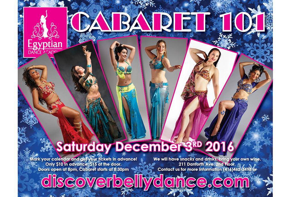 Cabaret 101