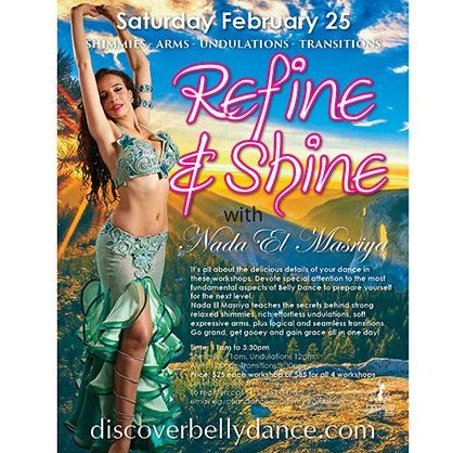 Refine and Shine Feb 2017