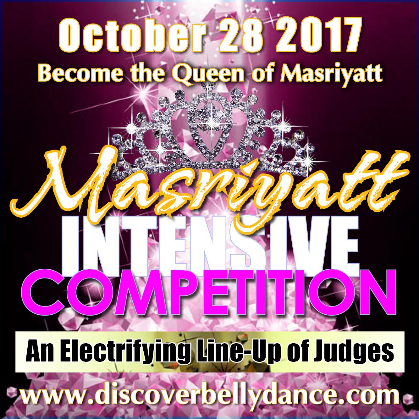 Masriyatt 2017 Competition